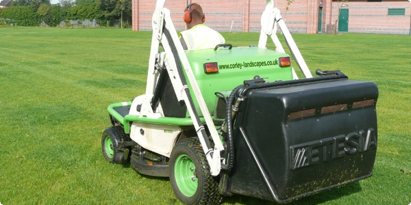 Schools ground care in Bolton