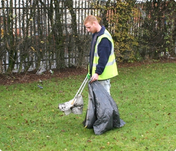 Litter Control Service & Litter Picking Bolton