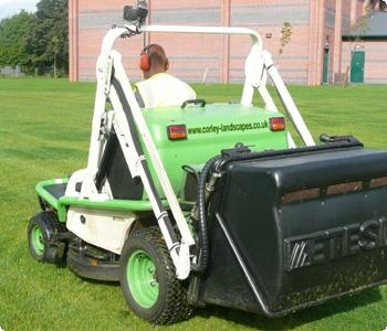 Grasscutting Service for Schools & Businesses Bolton