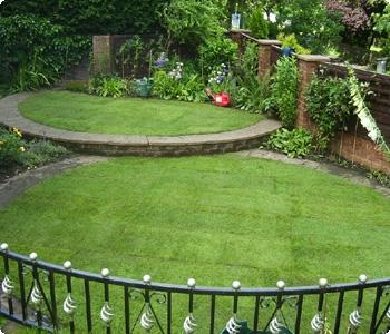 bespoke lawn creation