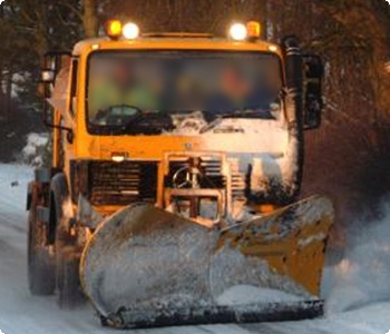 Snow & Ice Clearance in Bolton